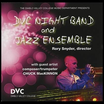 DVC Night Jazz Band with Chuck McKinnon