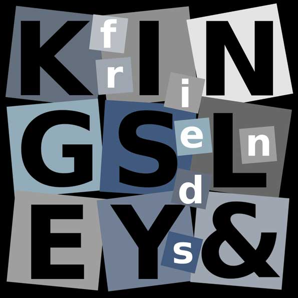 Kingsley & Friends album cover