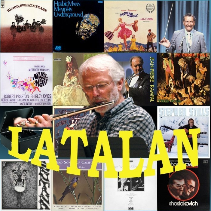 Album Cover for Latalan CD